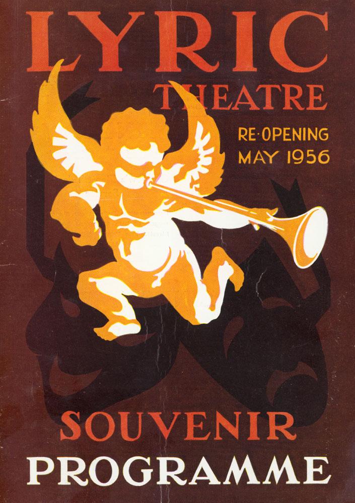 TheGlasgowStory: Lyric Theatre