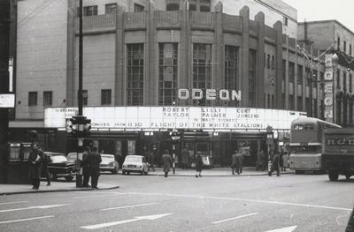 Odeon Cinema, Renfield St.