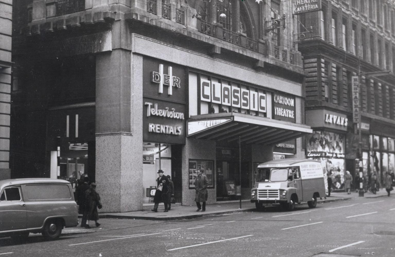 Theglasgowstory Classic Cinema