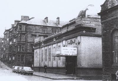 Theglasgowstory salon cinema for Cinema a salon