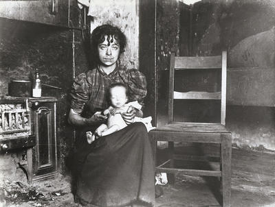 Were single mothers better off in the 19th Century?