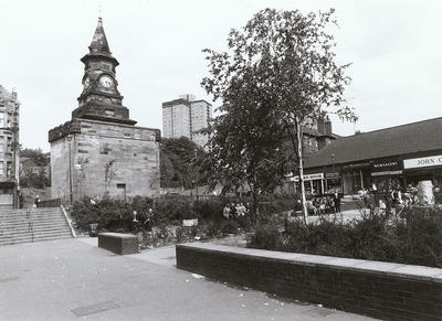 Clock Tower, Pollokshaws