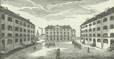 Infantry Barracks
