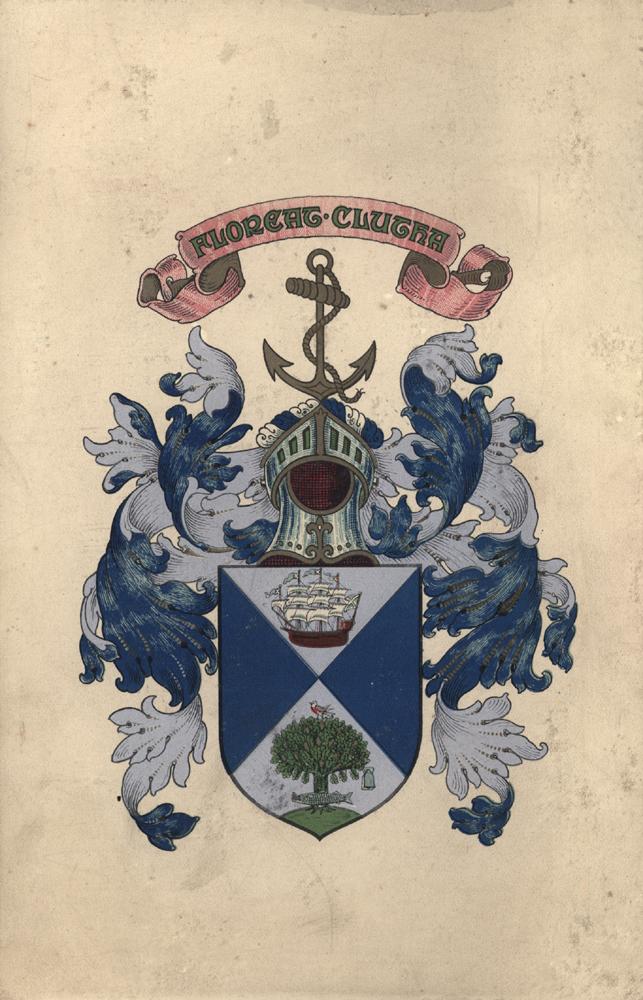 TheGlasgowStory: Glasgow Coat of Arms