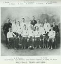 Cartha Football Team, 1897-1898