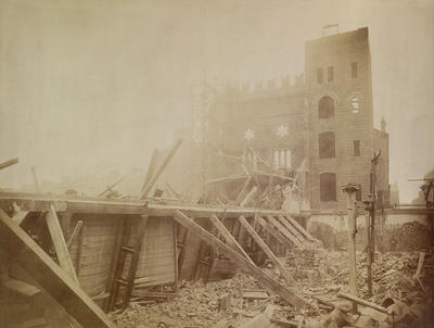 Templeton's Factory Disaster