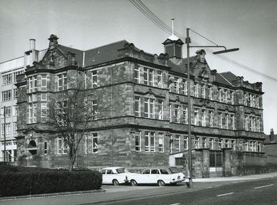 Victoria Drive Secondary School