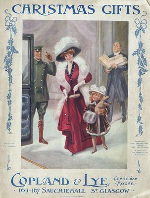 Image result for edwardian era christmas