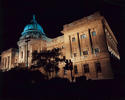 Mitchell Library by Night