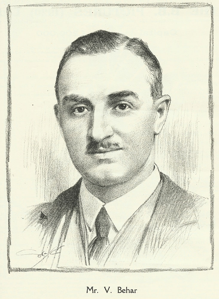 Victor Behar
