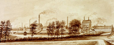 Dalmarnock Cotton Works