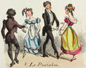 Fashions and... Quadrilles