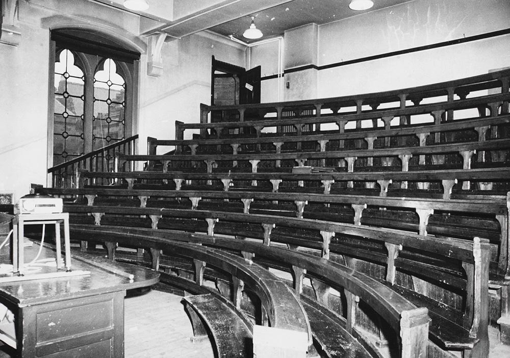 Theglasgowstory Practice Of Medicine Lecture Theatre