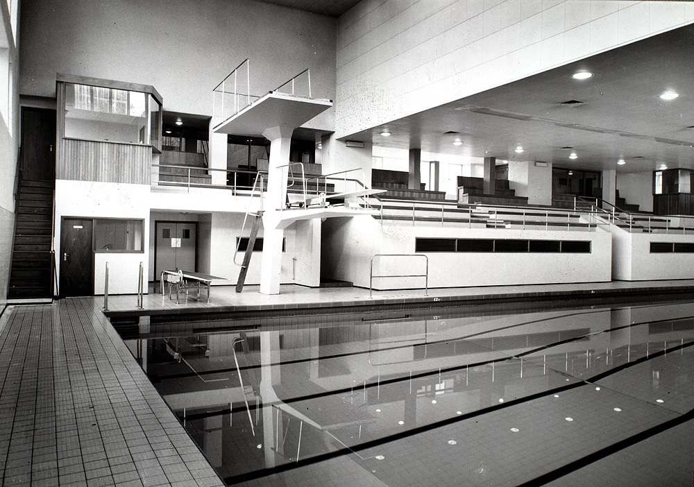 Theglasgowstory university swimming pool - Glasgow city council swimming pools ...