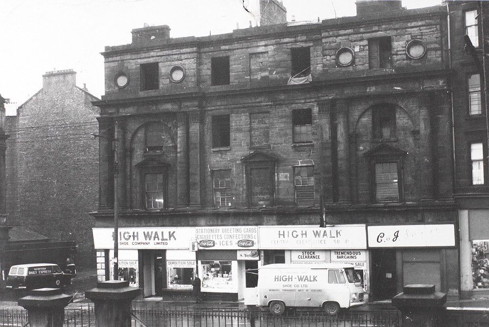 How Old Are The Tenement Building Glasgow