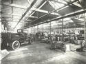Coachbuilding shop