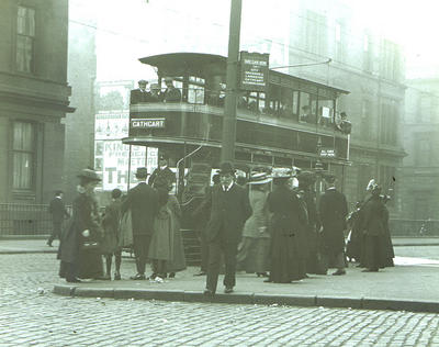 Tram to Cathcart