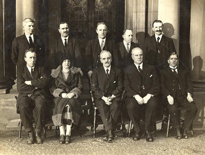 Labour Group c1929