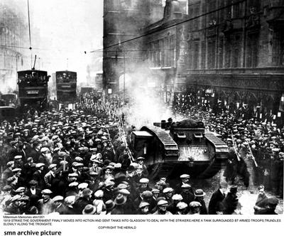 Bloody Friday in Red Clydeside