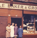 Fogell's Bakery Shop, 1962