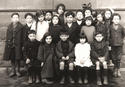 Jewish pupils at Gorbals School c 1917