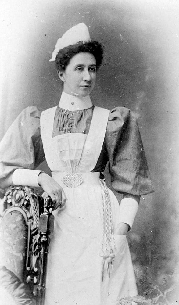 TheGlasgowStory: Nurse c 1890