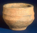 Bronze age pottery
