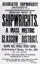 Shipwrights Meeting, 1887