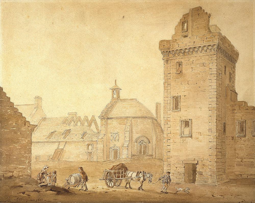 TheGlasgowStory: Bishop\'s Castle