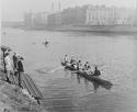 Rowing on the Clyde