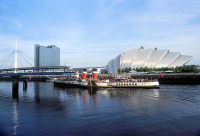 PS Waverley and SECC
