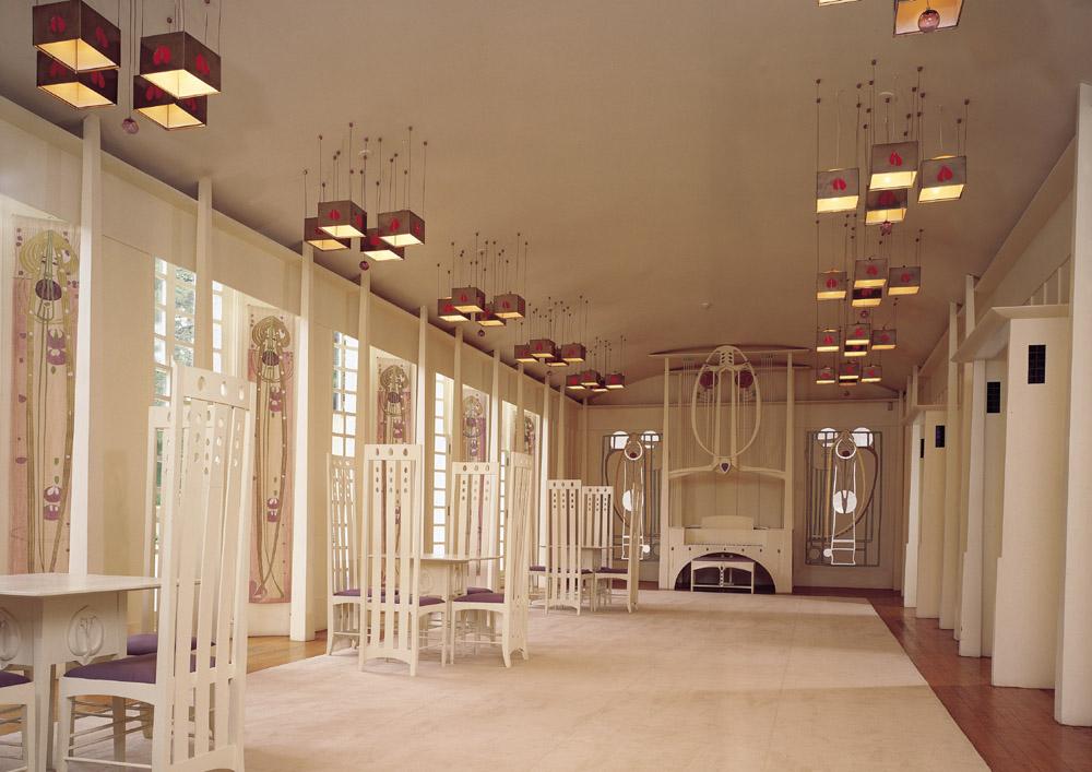 Theglasgowstory house for an art lover for Innendekoration 1902