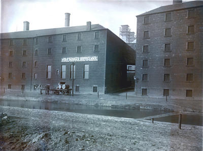 Port Dundas Distillery, 1920s